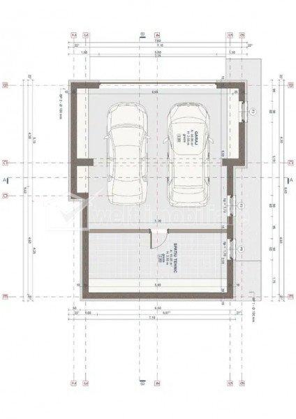 Vanzare teren superb, Faget, autorizatie pentru casa individuala, 1333 mp
