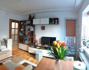 Apartament cu 2 camere decomandat et 1 in Manastur