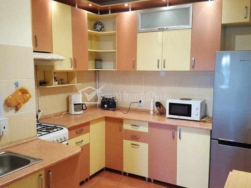 Apartament cu 2 camere in Gheorgheni, zona Interservisan, etaj 3/4