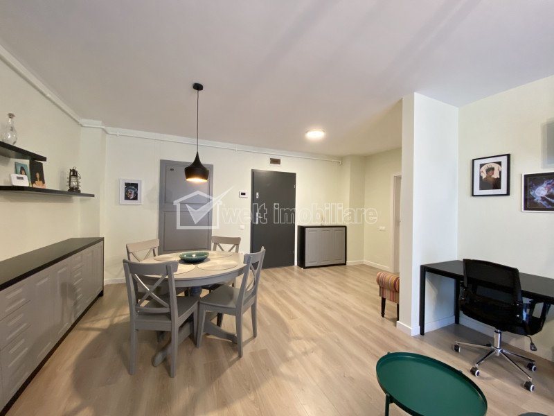Inchiriere Apartament 2 camere, zona centrala - Scala Center, garaj si boxa