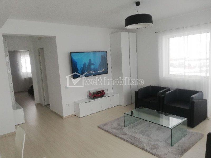 Apartament 2 camere, cu garaj, situat in Floresti, zona Teilor