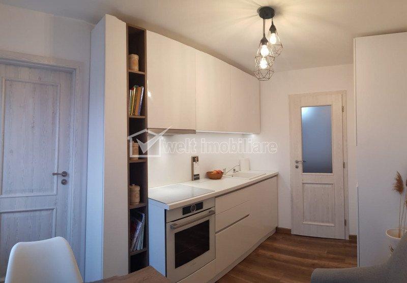 Vanzare apartament de 2 camere, strada Titulescu