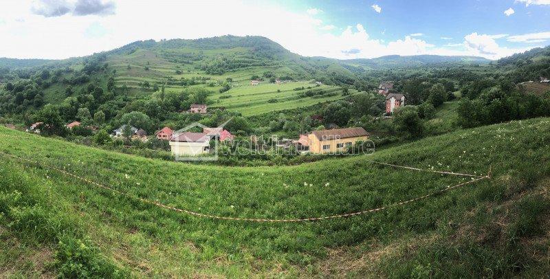 Teren intravilan 550 mp ideal pentru o casa, sat Tauti