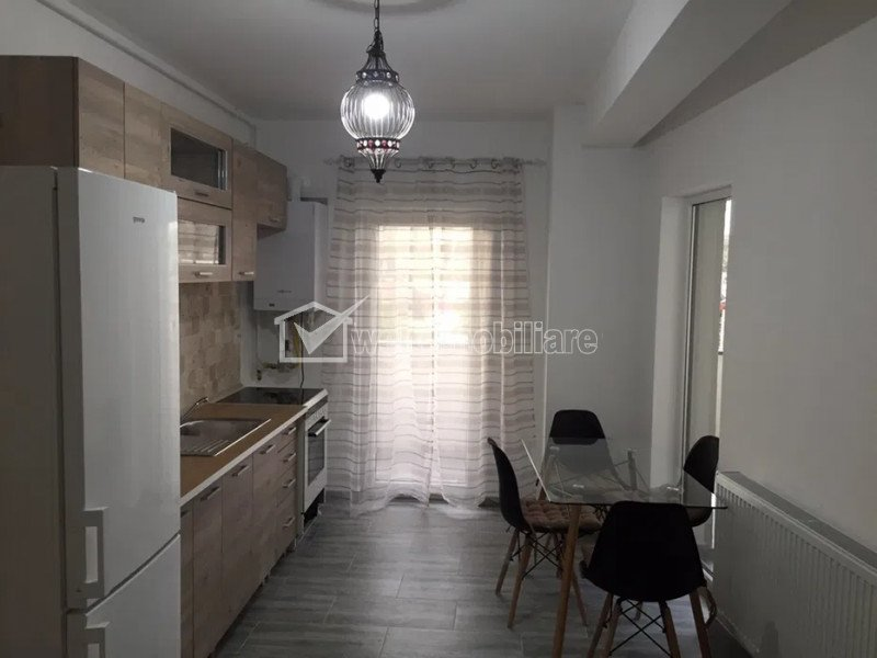Apartament 2 camere, finisat, mobilat si utilat, imobil nou, parcare subteran