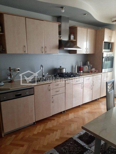 Apartament 4 camere 80 mp, garaj, 2 balcoane, Zorilor