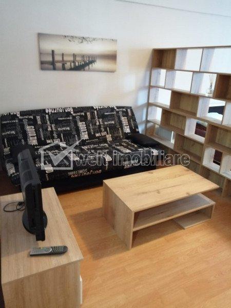 Apartament o camera, 39mp, zona Calea Turzii, 5 minute de Sigma Shopping Center