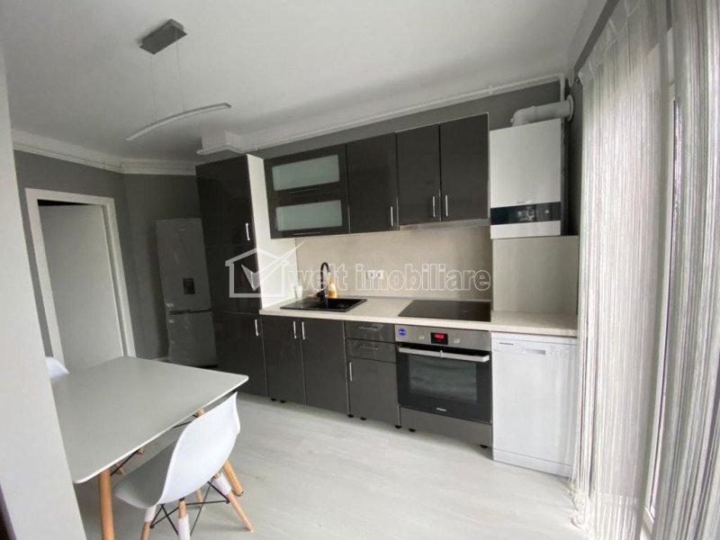 Apartament 2 camere, nou, Marasti, prima chirie