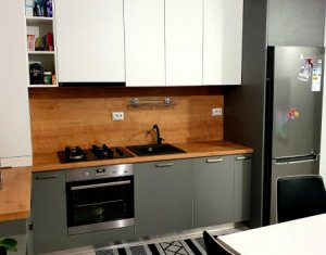 Apartament 2 camere, mobilat modern, Floresti, zona Teilor