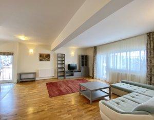 Apartament de lux, 4 camere, 120mp, imobil tip vila, garaj si boxa, A. Muresanu