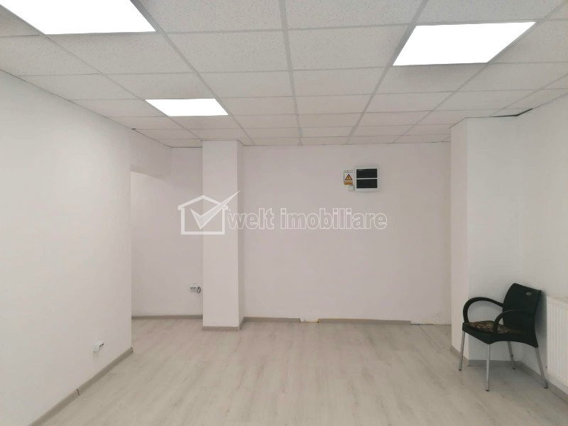 Commercial space for rent in Cluj-napoca, zone Plopilor
