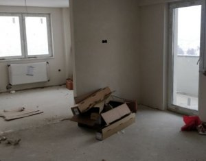 Vanzare apartament 2 camere confort sporit, 54 mp, bloc nou, garaj