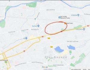Land for sale in Cluj-napoca, zone Marasti