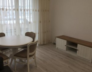 Apartament NOU, 2 camere decomandate, 58 mp, zona Marasti