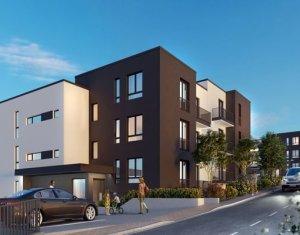 Apartamente de 3 camere, imobil nou, tip vila, locatie linistita si selecta !