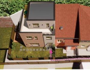 Casa moderna, cartierul Gruia