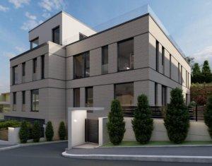 Apartament cu gradina, imobil nou, in cartierul Gruia