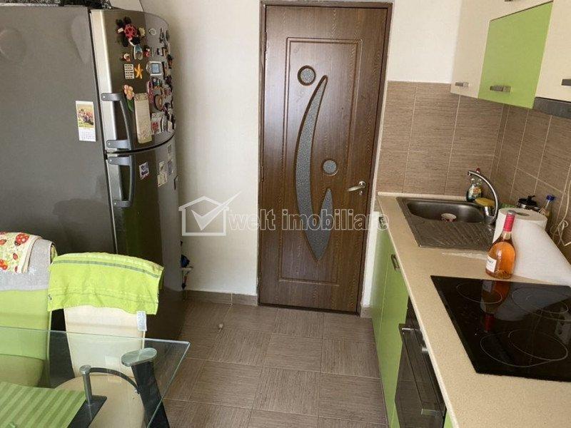Apartament cu doua camere, finisat modern, complet mobilat, Floresti, Cetatii