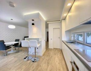 Penthouse exclusivist, 4 camere, 3 bai, finisaje lux, terasa superba, Gheorgheni