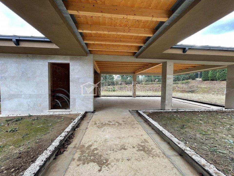 Vanzare casa spectaculoasa in Buna Ziua, ansamblu privat de lux, teren 1250 mp