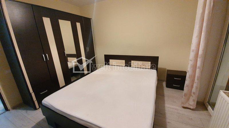 Apartament cu 2 camere, mobilat si utilat complet, strada Somesului, Floresti