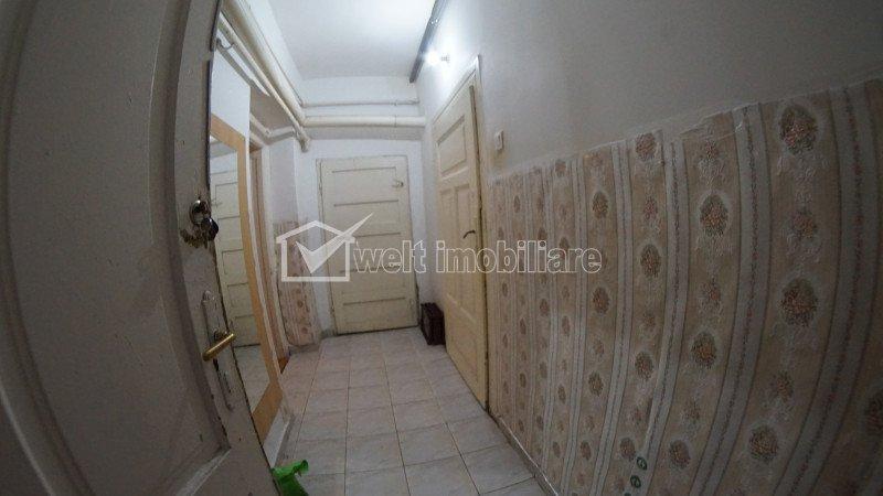 Ultracentral! Apartament 1 camera, in vila, 55mp, Parcul Cetatuia, Belvedere