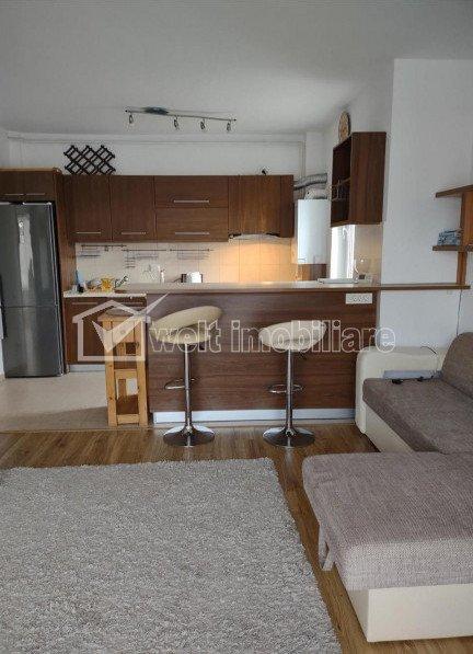 Apartament cu 2 camere, 48mp, loc parcare, prima inchiriere, Gheorgheni