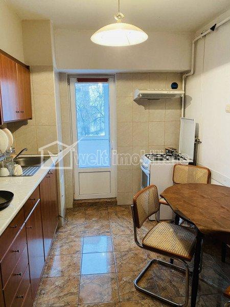 Apartament 3 camere, 80mp, decomandat, Gheorgheni