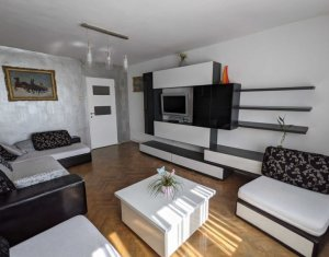 Apartament 4 camere, ULTRAFINISAT, decomandat, 87 mp, zona Manastur
