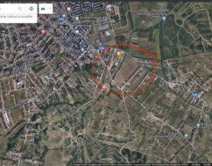 Teren pentru duplex, 920 mp, 500m de Brancusi, Borhanci