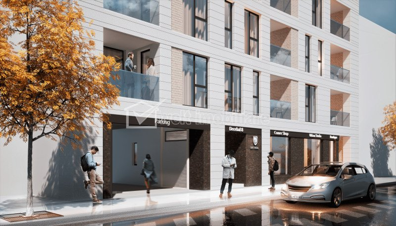 Apartamente de 3 camere, imobil nou, centru, zona Piata Mihai Viteazu!