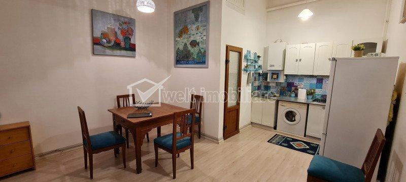 Inchiriere apartament 2 camere, recent renovat, zona centrala, strada Horea