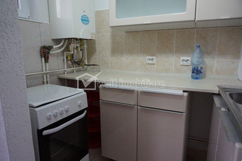 Apartament cu 3 camere, 40 mp, zona Gheorgheni recent renovat