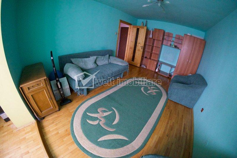 Apartament 2 camere decomandat Kaufland Manastur