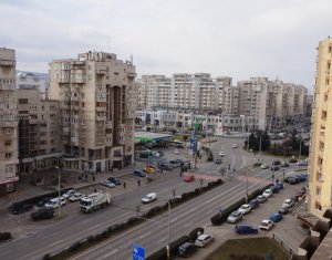 Apartament 3 camere+2 bai, decomandat, 61 mp, etaj intermediar, zona OMV Marasti