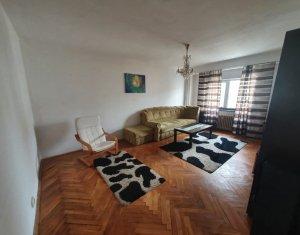 Apartament cu 3 camere, 90mp, zona centrala la 5 min de FSPAC si loc de parcare