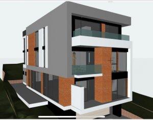 Apartament in vila, 4 camere, 122 mp + 141 mp terasa, Andrei Muresanu