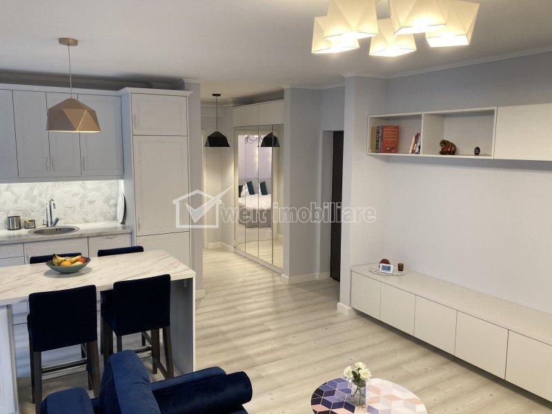 Apartament de lux, 2 camere, priveliste spre Parcul Sportiv, Gheorgheni