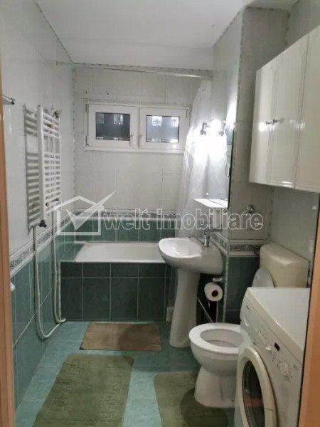 Apartament 3 camere decomandat, etaj 3, finisat in Manastur, zona BIG