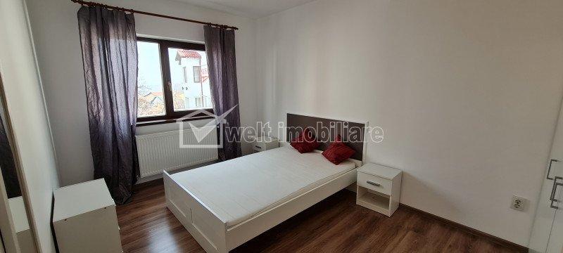 Inchiriere apartament cu 3 camere, cu parcare, cartier Andrei Muresanu