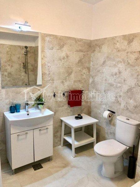 Inchiriere, apartament 2 camere, bloc nou, Marasti
