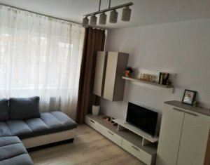 Apartament cu 3 camere, etaj 1, ultrafinisat, cartier Manastur