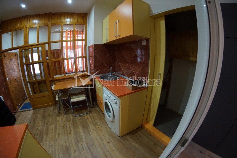 Inchiriere apartament 1 camera Marasti, finisat modern, foarte economic
