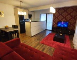 Vanzare apartament 4 camere, complet dotat, situat in Floresti, zona Stejarului