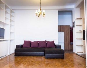 Apartament 3 camere, mobilat modern, 85 mp, central