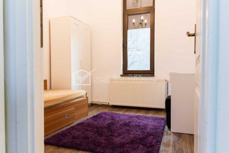 Apartament 3 camere, mobilat modern, 85mp, Central