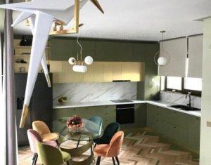 Casa 131 mp utili, 4 camere, ultrafinisata, gradina, Borhanci