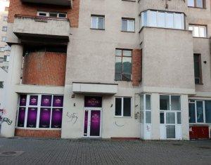 Üzlethelyiség kiadó on Cluj-napoca, Zóna Manastur