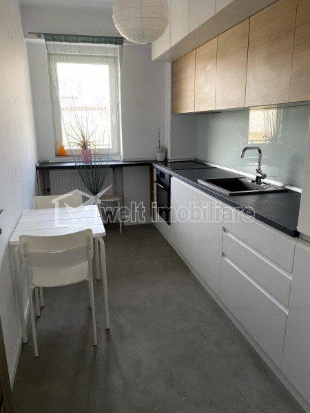Apartament cu 2 camere, 56 mp, zona Gheorgheni in Grand Park Residence
