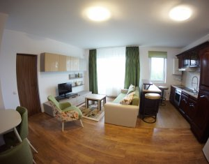 Inchiriere apartament 2 camere, imobil nou, zona Iulius Mall, parcare in curte