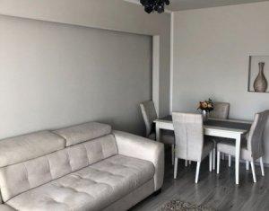 Apartament 2 camere, bloc nou, ultrafinisat, mobilat, garaj